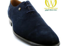 50% Discounted Classic Derby Suede Shoes (Park Lane) thumbnail image