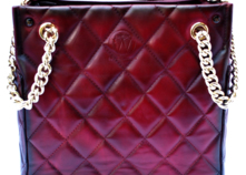 Handmade Luxury Ladies Leather Hand Bag(Sarah) thumbnail image