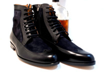 Classic English Luxury Handmade Mens Boots (Oscar)  thumbnail image