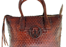 Custom Made Classic Handmade British Luxury Ladies Handbag (Angelina) thumbnail image