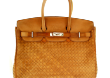 English Classic Luxury Woven Ladies Handcrafted Bags (Donna) thumbnail image