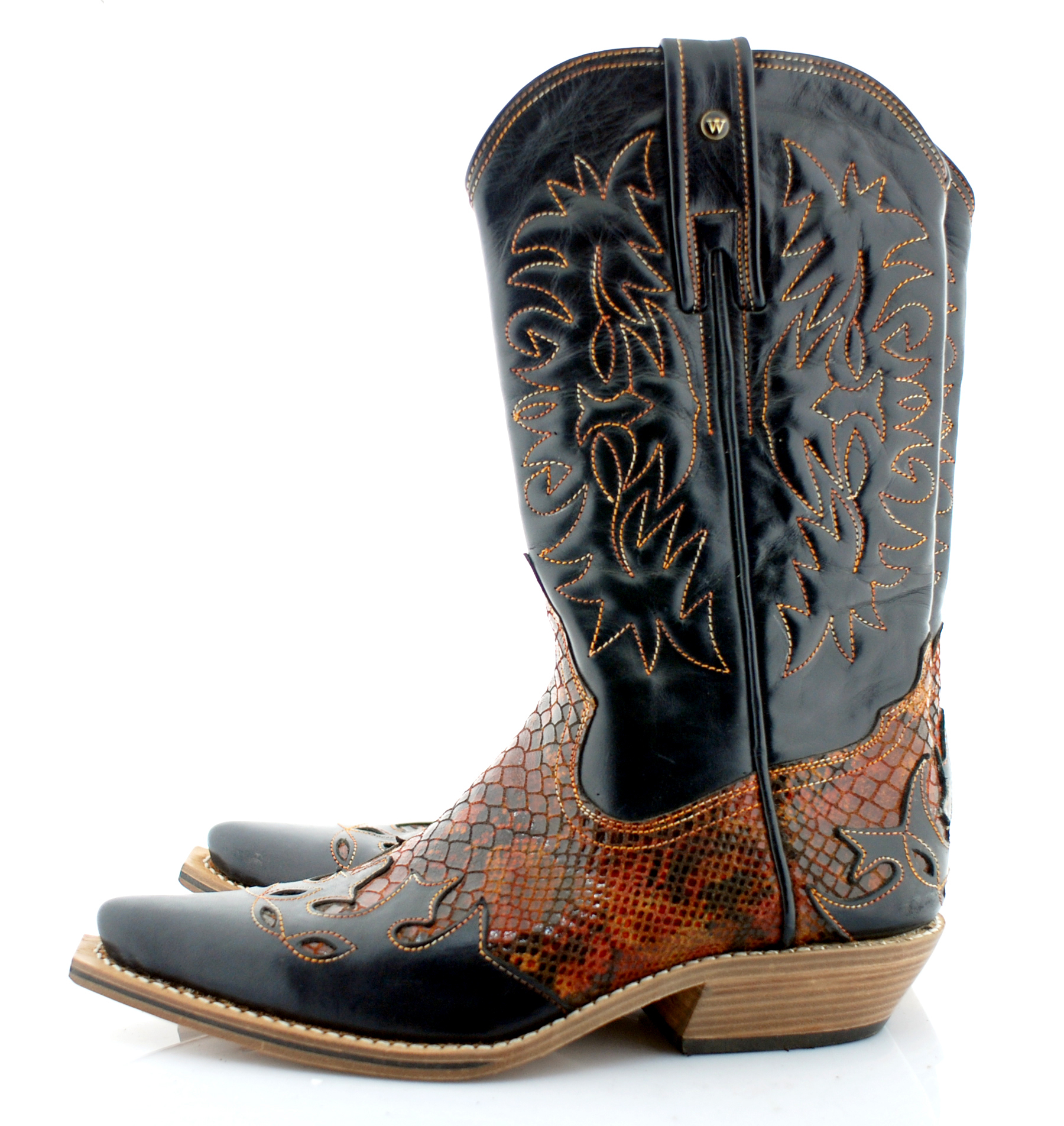 Classic Cowboy Unisex Handmade Riders Boots Sales On Now