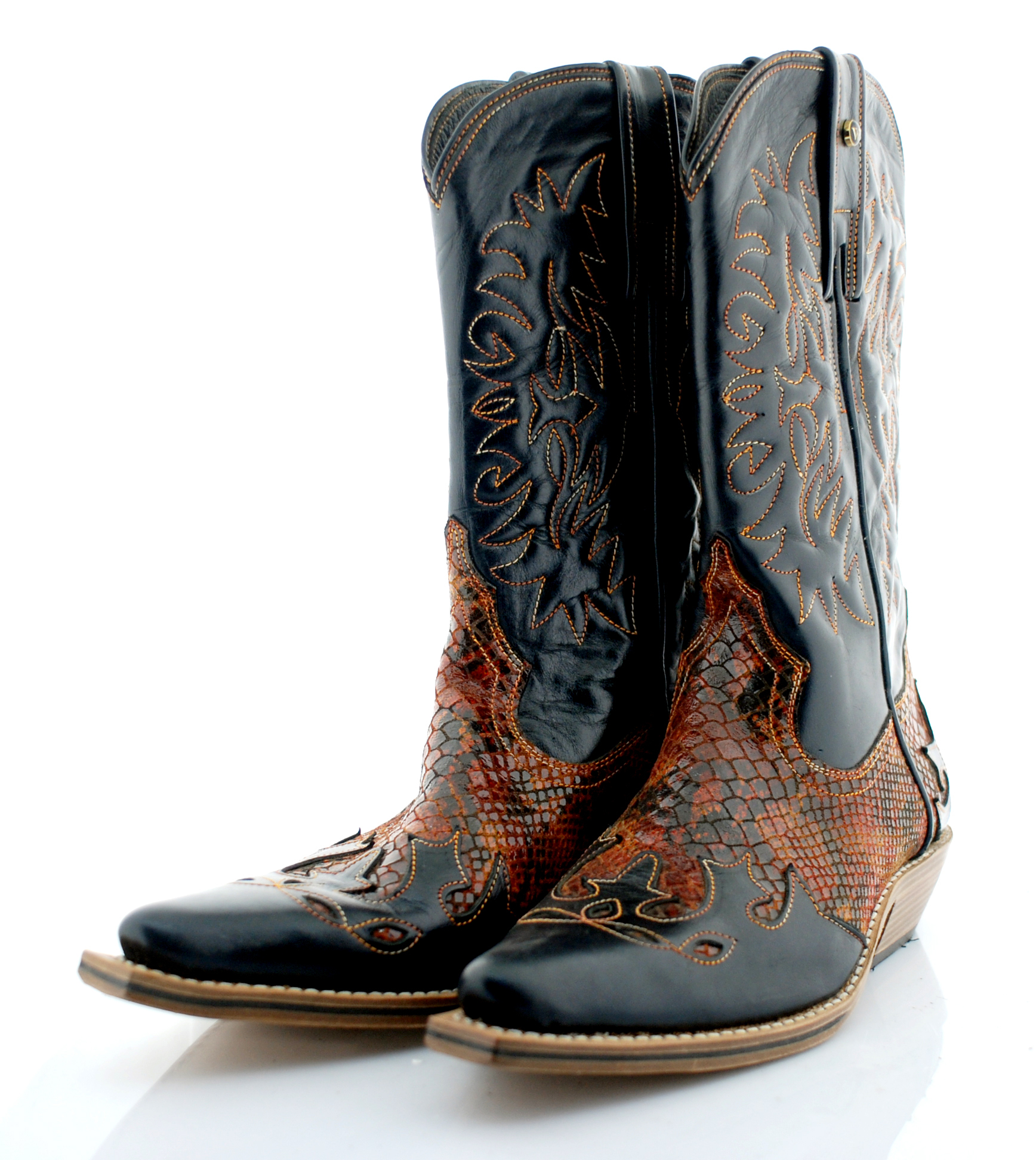 465e95fe326 √ Classic Cowboy Unisex Handmade Riders Boots Sales On Now ...