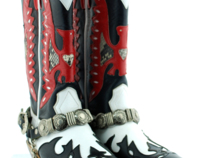 Classic Handmade Luxury Cowboy Riders Boots  thumbnail image