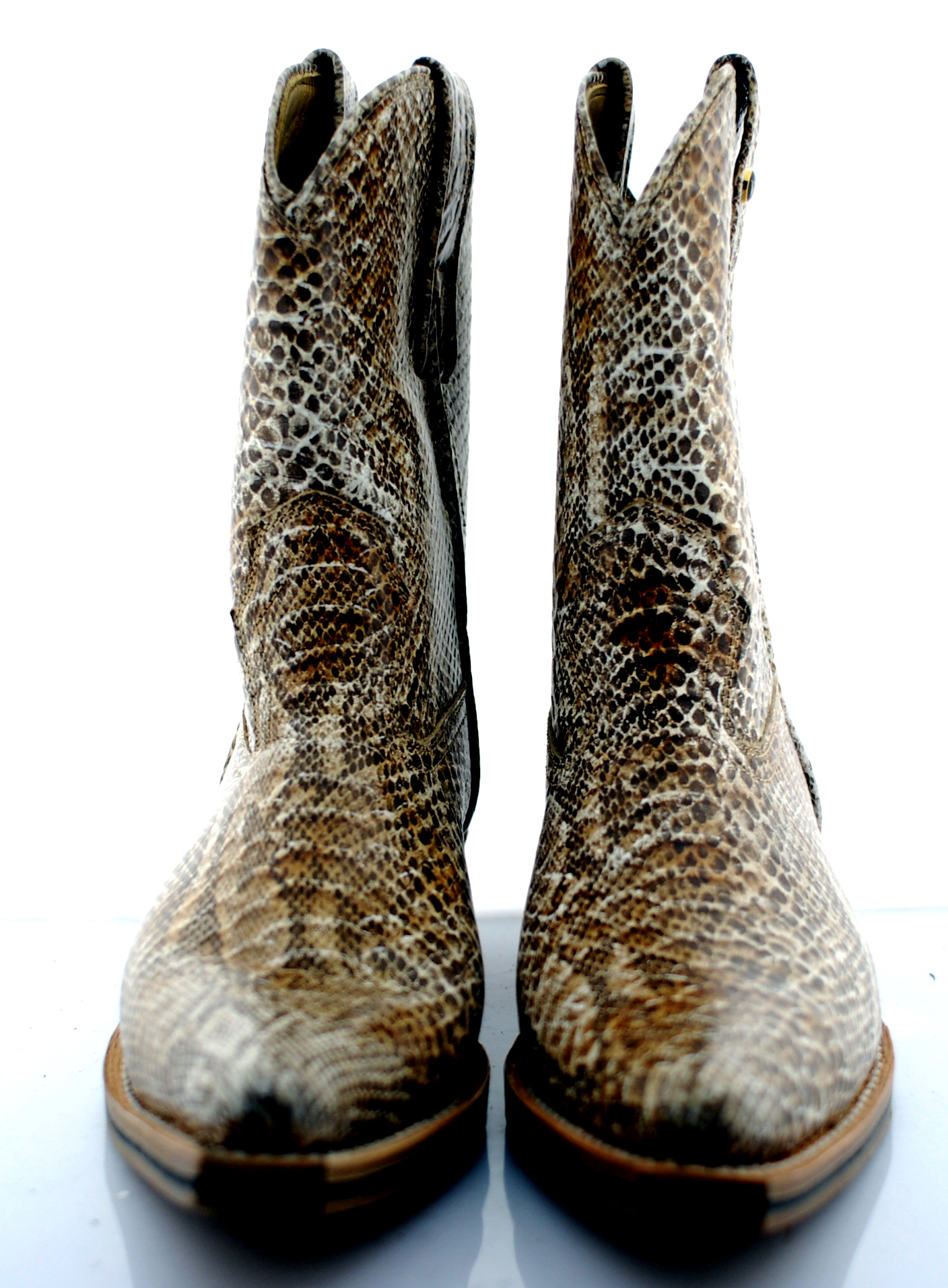 Classic Handcrafted Luxury Western Boots Oscar William