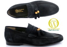Classic Suede Loafers (Edgware) thumbnail image