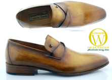 Sale On Now Handmade Classic Loafers (Parisian) thumbnail image