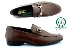 Dress Classic Handmade Shoes Italian Calfskin Leather (Welbeck Street) thumbnail image