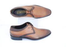 Mens English Classic Luxury Handmade Italian Leather Shoes (Isaac)   thumbnail image