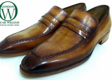Handmade Luxury Loafers (Park Close) Manufacturing thumbnail image