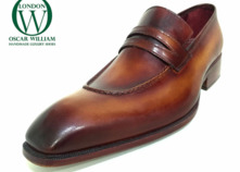 Classic Luxury Handmade Shoes (Oakwood Lane) thumbnail image