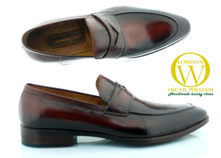 Discount 50% On Handmade Penny Loafers (Lilien Road) thumbnail image