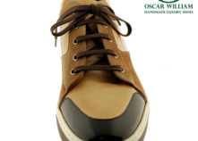 Handmade Luxury Sneakers Shoes (Carl) thumbnail image