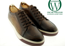 Men Sneakers Luxury Classic Shoes (Frank) thumbnail image