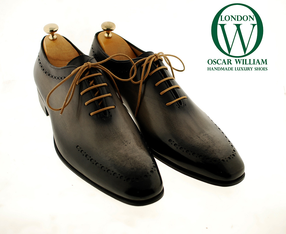 Handmade Luxury Classic Shoe (Stanley) Made To Order