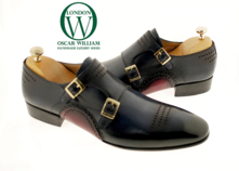 Luxury Classic Shoe (Toby) Private Label Handmade Footwear  thumbnail image