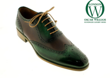 Classic Men Handmade Shoe (Tommy) Leather Footwear Manufacturer thumbnail image