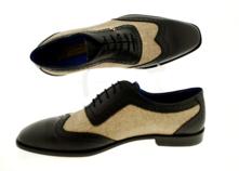 Luxury Shoes ( Devonshire Street) Oxfords Two Tonned thumbnail image