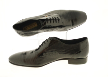 Classic Men Shoe (Hanover Square) Derby Lizard Embossed thumbnail image