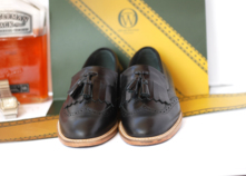 Men Classic Handmade Kiltie Loafers (Rach) thumbnail image