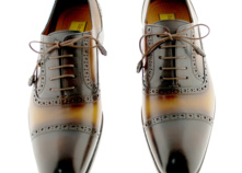 Handmade Classic Shoe ( Ryder ) Manufacturer Luxury Shoes thumbnail image