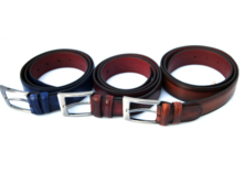 Classic English Men Hand Crafted Belts thumbnail image