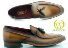 Sale Now On Classic Handmade Loafers (Montmartre) thumbnail image