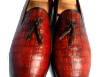Sale On Handmade Men Luxury Loafers  (Canary Wharf) thumbnail image